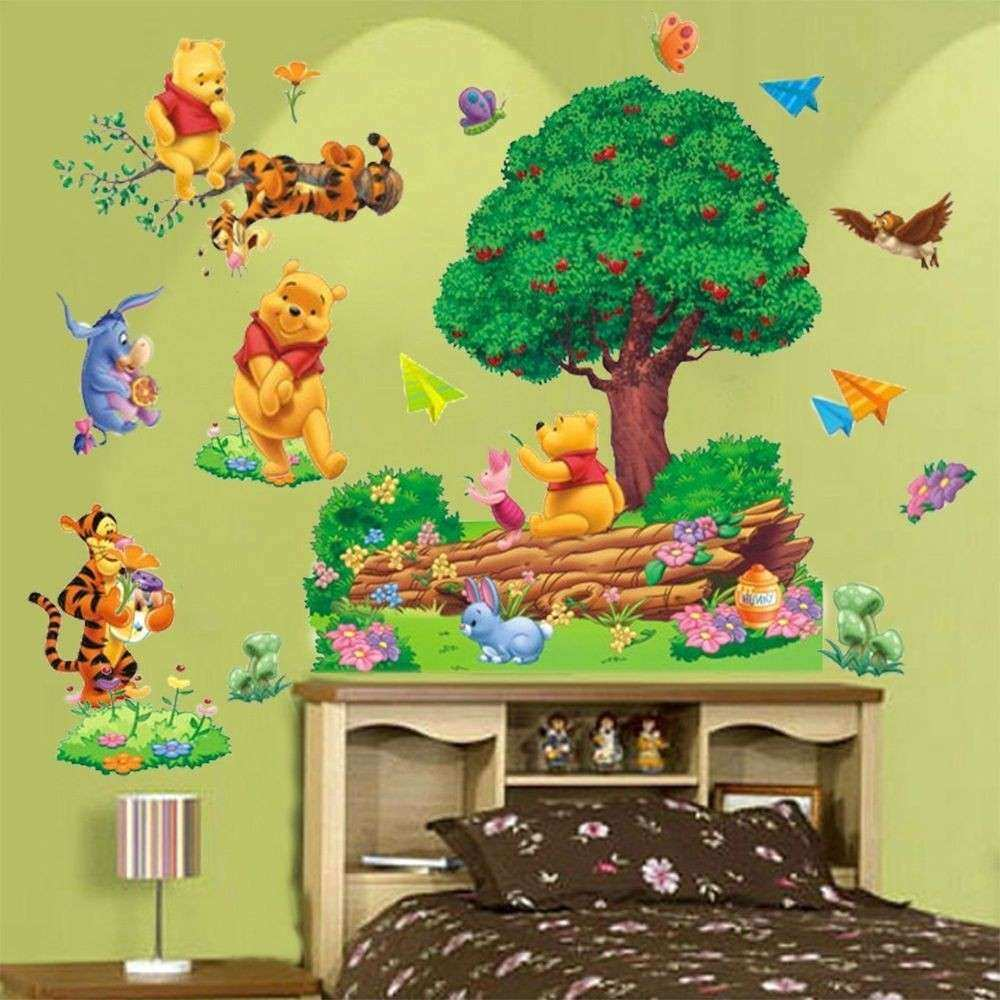 Lovely Winnie The Pooh Wall Art Contemporary - The Wall Art ...