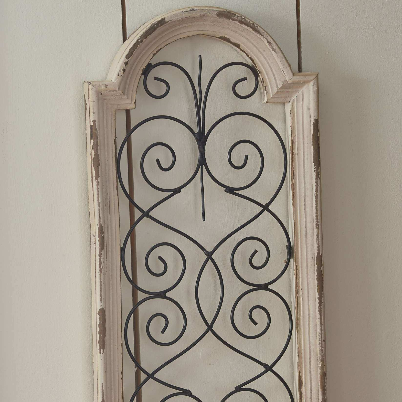 Cole & Grey Wood Metal Wall Décor & Reviews