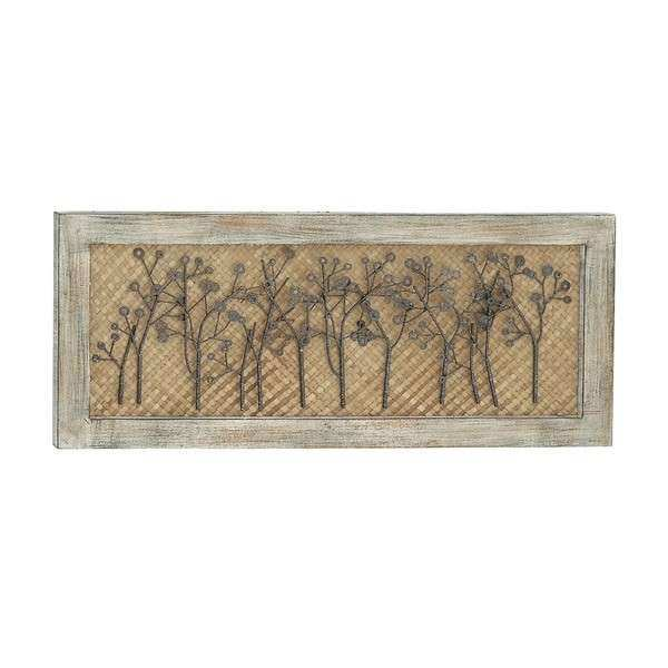 Wood Metal Wall Decor Free Shipping Today Overstock