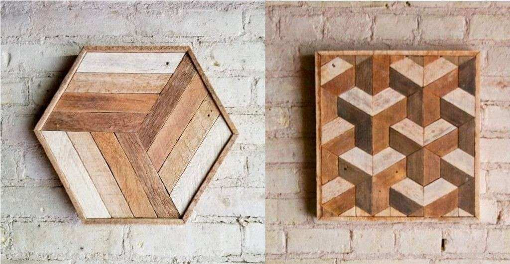 Awesome Wood Art for Walls | Wall Art Ideas