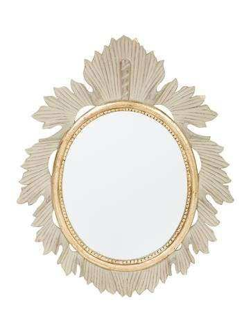 Wood Wall Mirror Decor And Accessories MIR