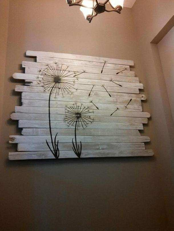 Wood Pallet Wall Decor Luxury Pallet Wood