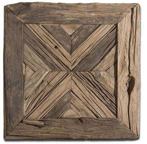 Rustic Wood Wall Panel Western Accessories Decor Free