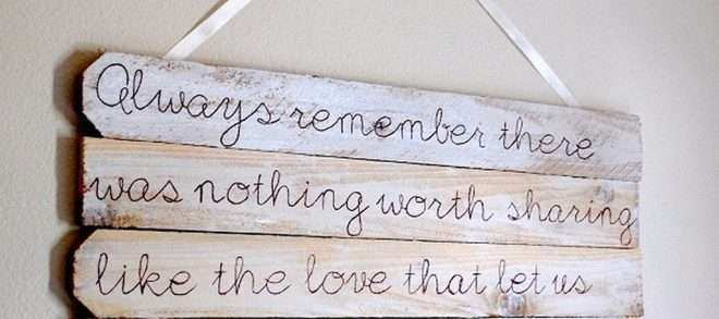 Wood Wall Art Quotes Awesome Wood Wall Art Quotes Quotesgram | Wall ...