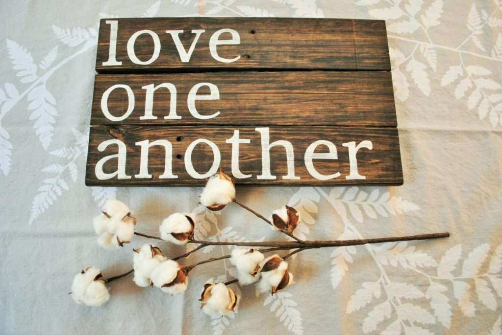 Wood wall art quotes inspirational rustic wall decor reclaimed wood wall art love quote wall