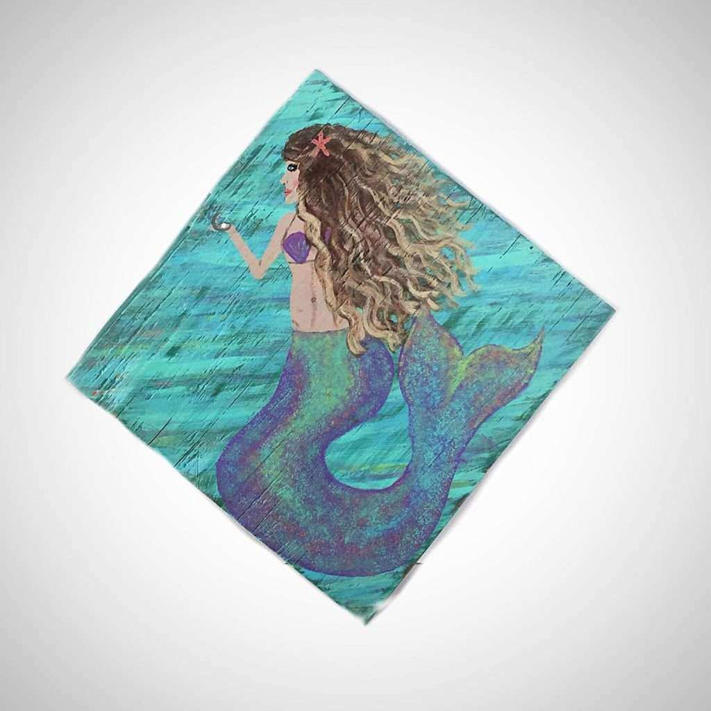 Free Download Image New Wooden Mermaid Wall Decor 650 650 Wooden