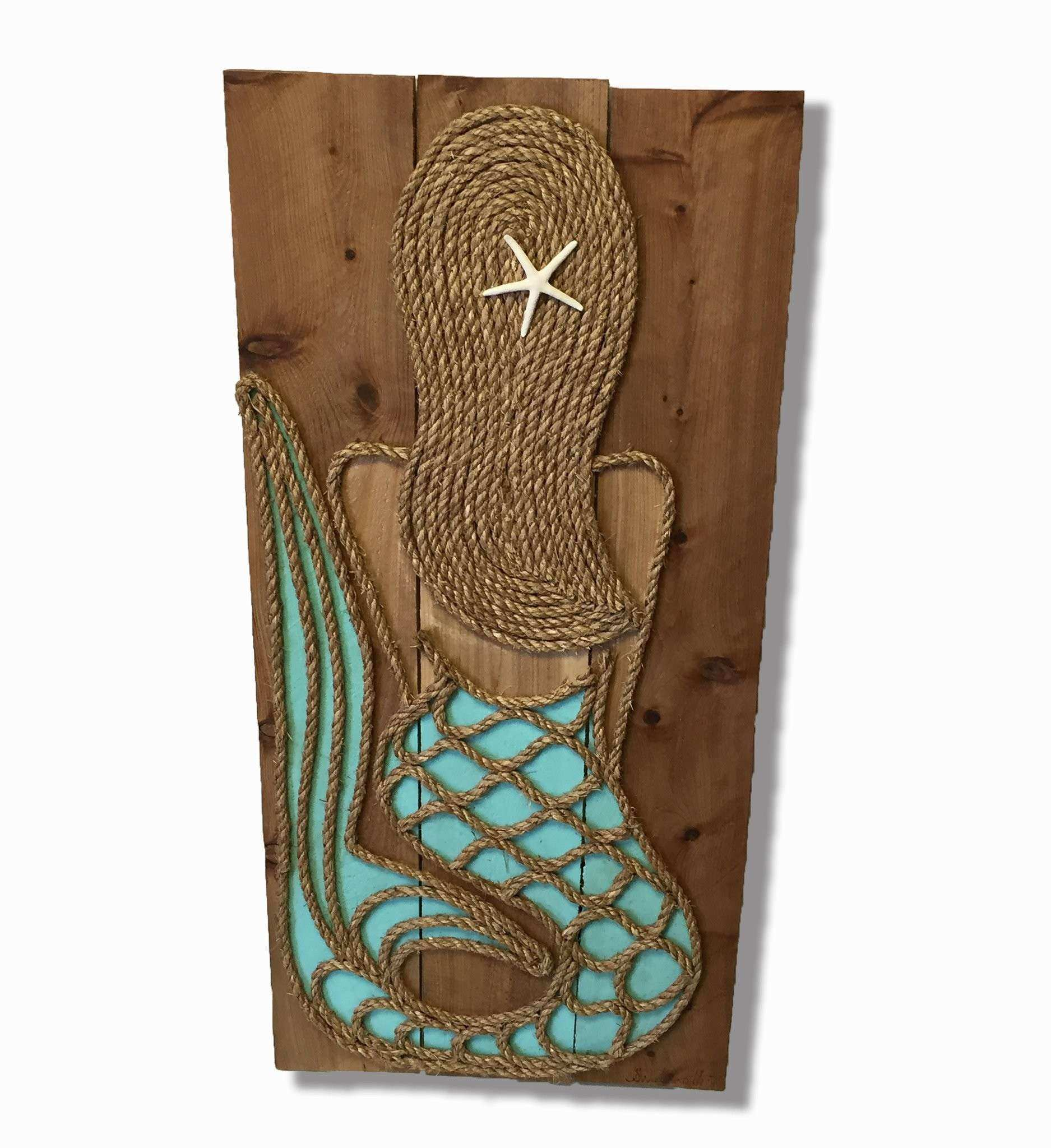 Free Download Image New Wooden Mermaid Wall Decor 650 710 Wooden