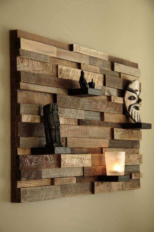 Wooden Pallet Wall Decor Beautiful 16 Magnificent