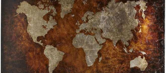World map wall decor inspirational bronze world map art wall art ideas world map wall decor inspirational bronze world map art gumiabroncs