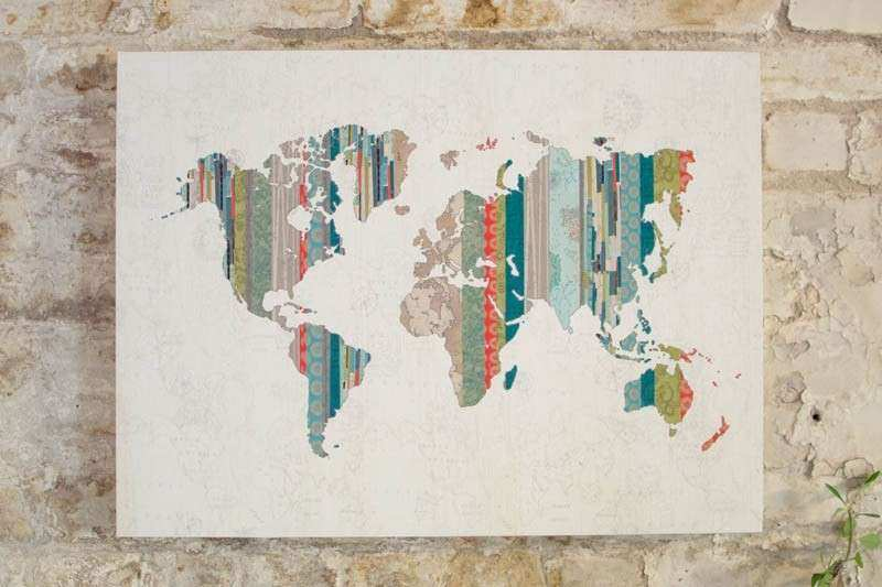 World map wood wall art new wall art designs map wall art simple world map wood wall art new wall art designs map wall art simple white world gumiabroncs Image collections