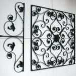 wrought iron wall decor unique wrought iron wall designs image modern metal wall of wrought iron wall decor