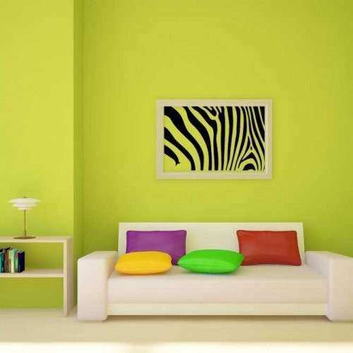 Zebra Print Stickers for Walls Best Of Zebra Print Striped Black White Decal Vinyl Sticker
