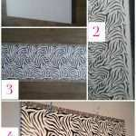 Inspirational Zebra Prints for Walls
