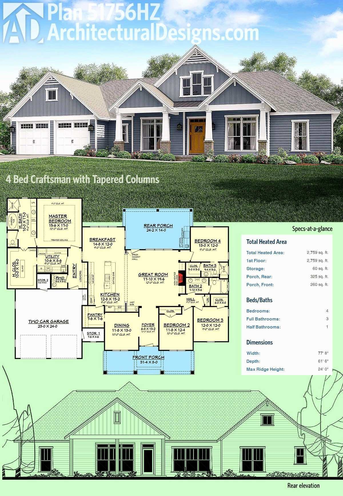 House Bed Frame Plans Long House Plans New House Plan Hdc 0d 27 is
