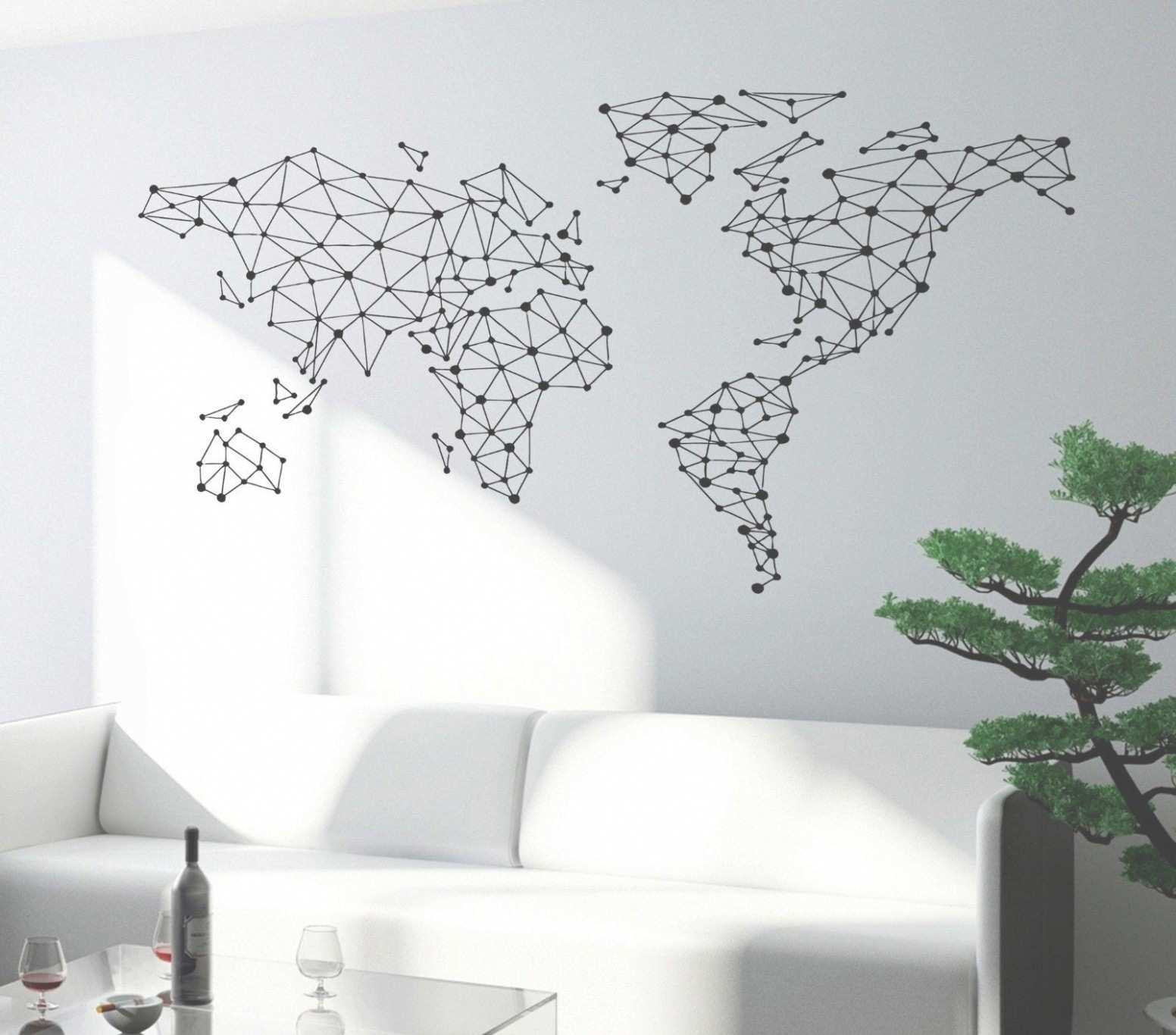 46 Ideas of Wall Art Maps