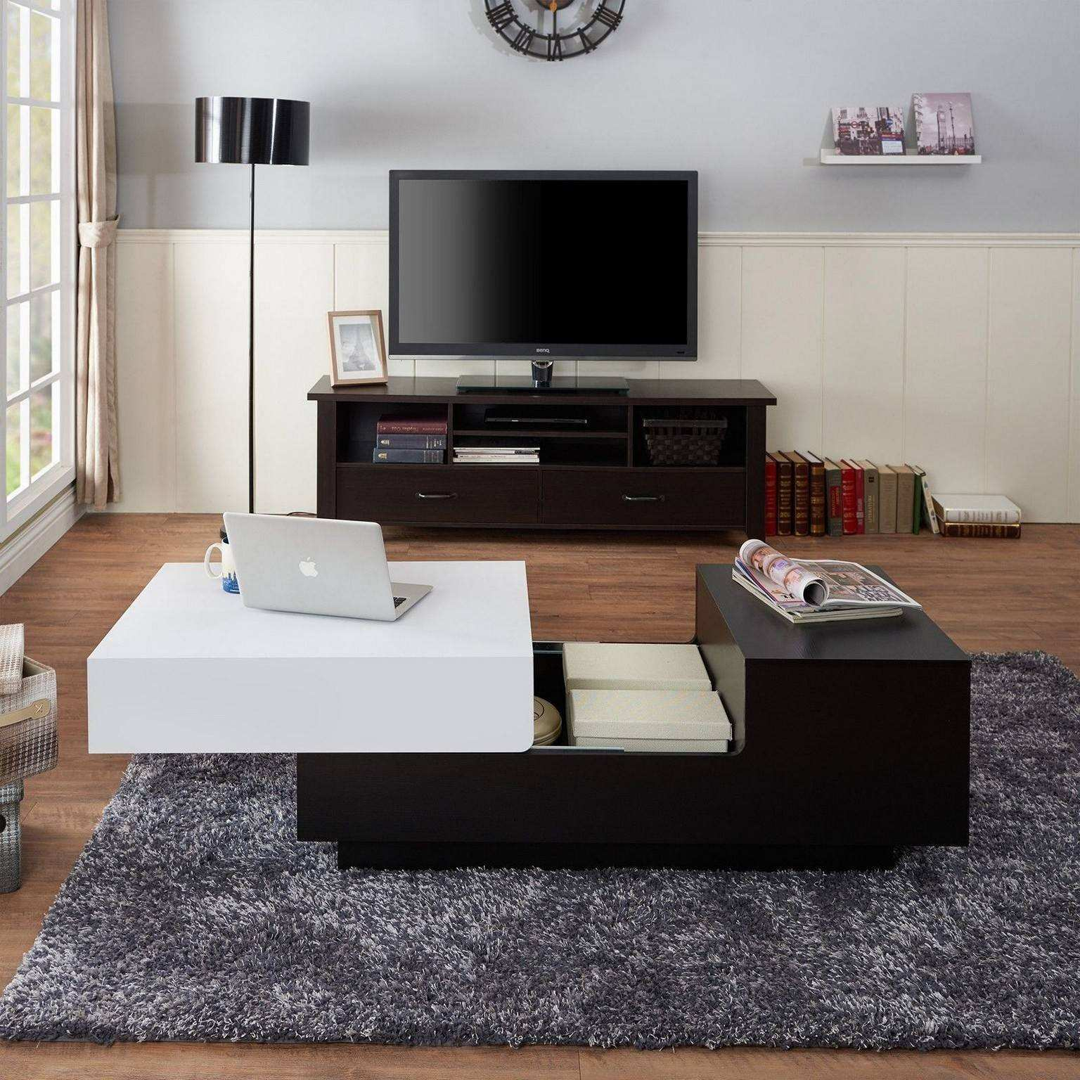living room Coffee Table 3 Piece Coffee Table Sets Under $200