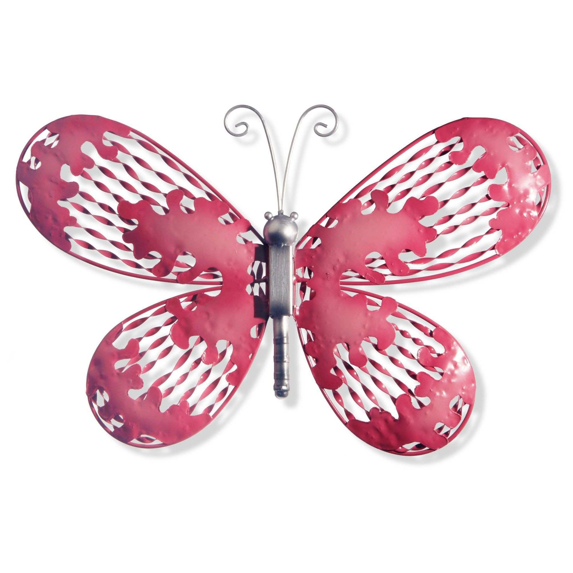 18 Pink Butterfly Wall Decor National Tree pany