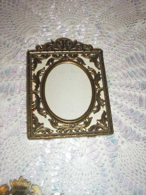 Fabrique Made in Italy Picture Frame W Easel 4x5