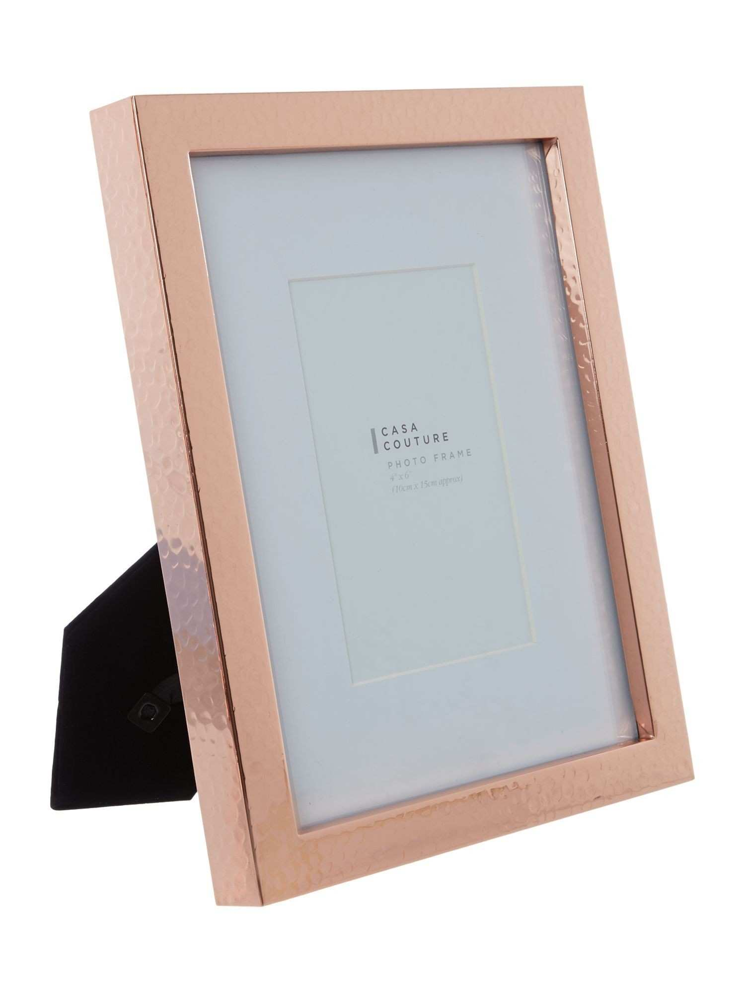 Casa Couture Copper westcroft frame 4x6 from House of Fraser