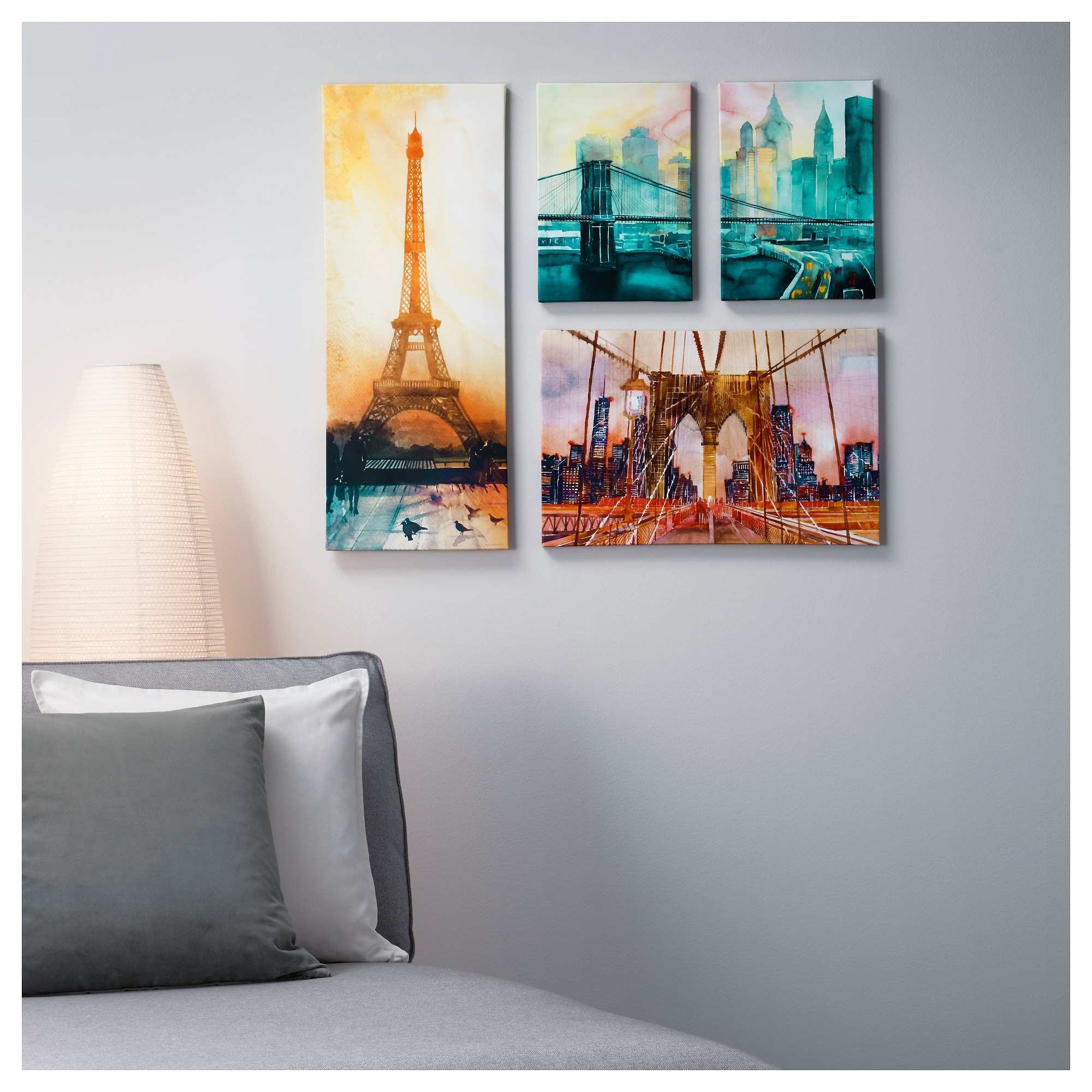 Canvas Prints & Art Framed IKEA