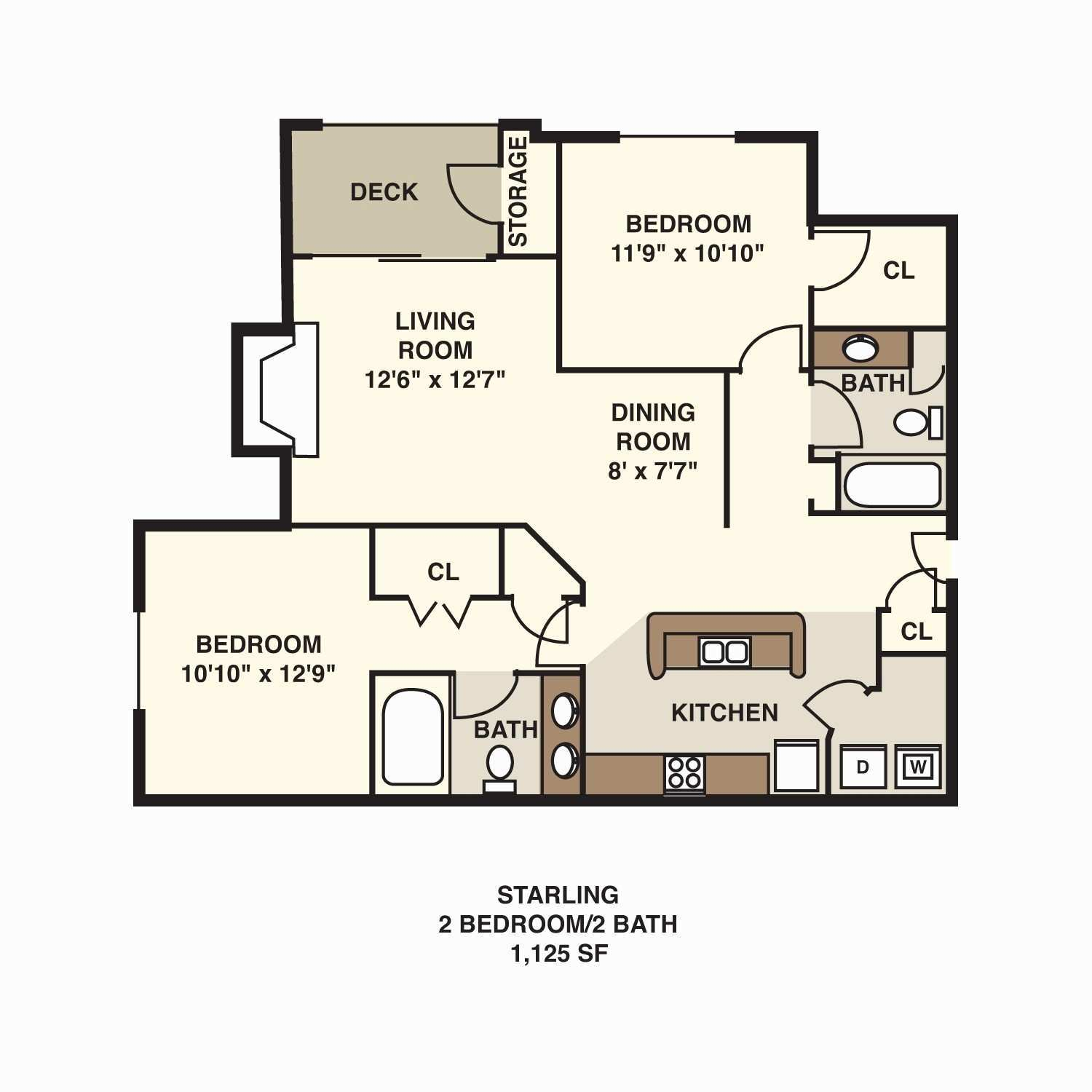 8 X 12 Kitchen Floor Plan Fresh Alta Springs at 100 Spring Meadow