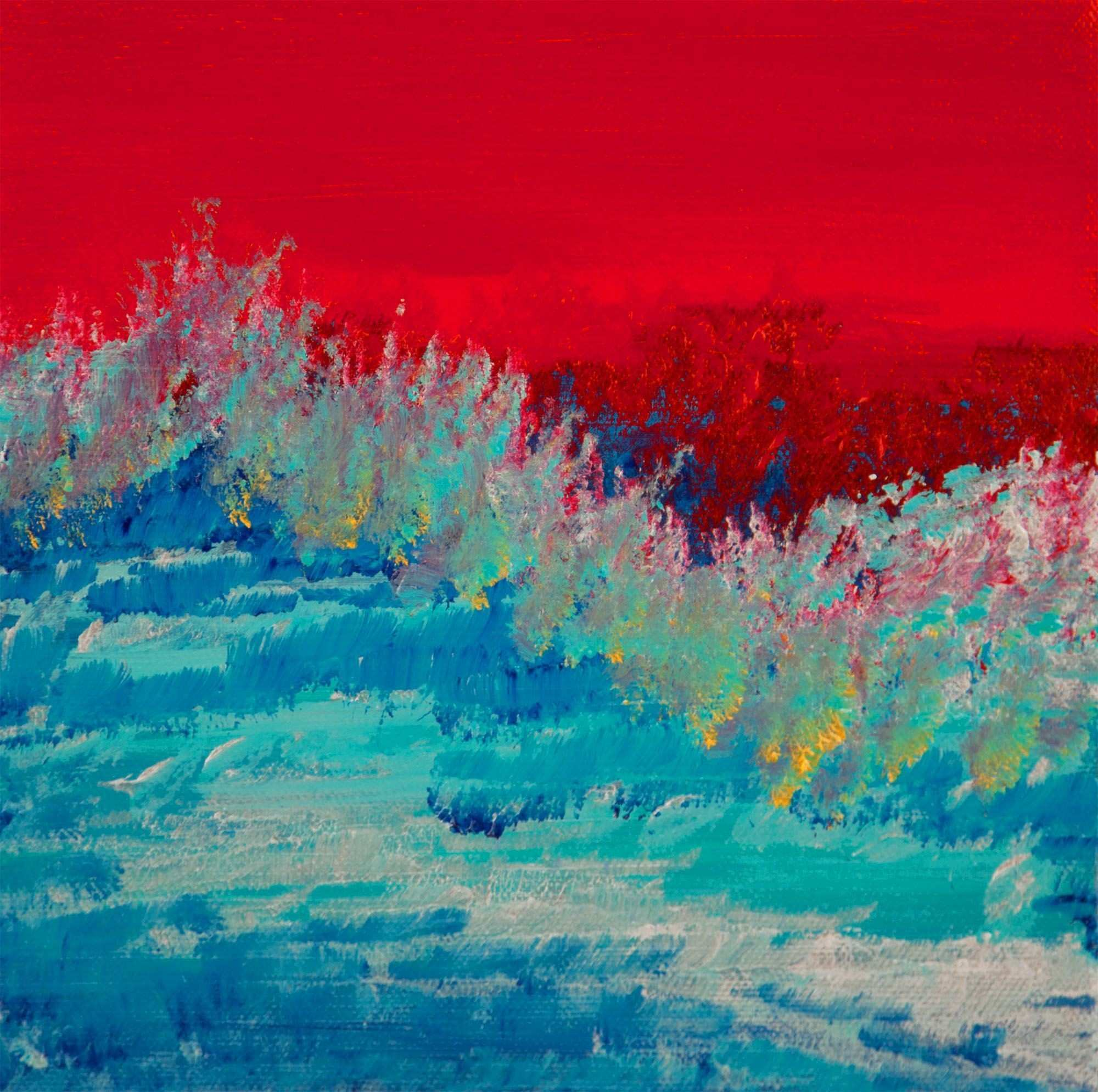 Views of Nature 25 8x8 Inches Sold