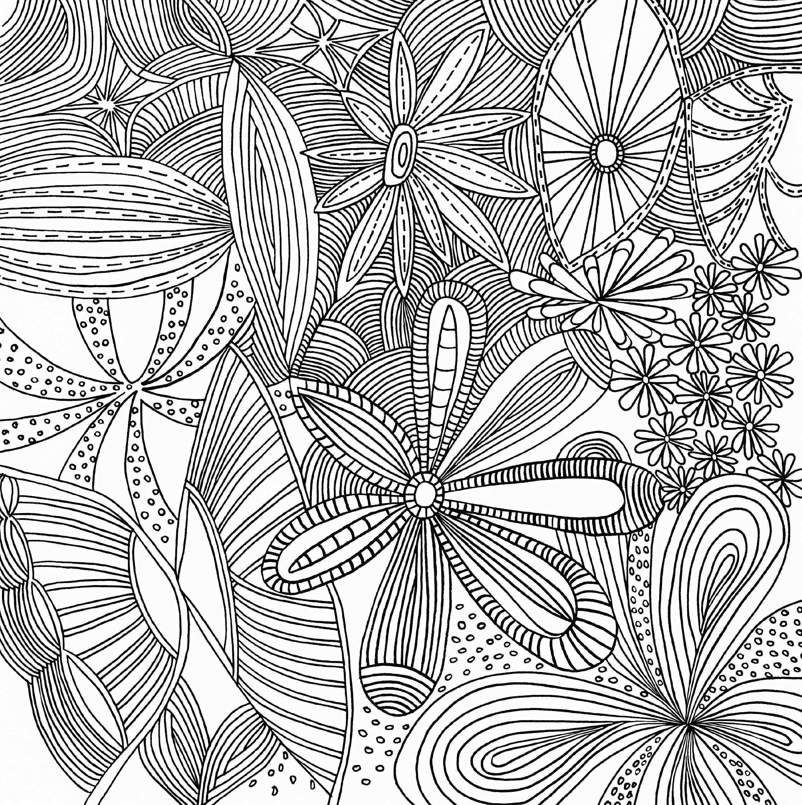 Abstract Coloring Pages to Print 1 275—1 650 – Fun Time