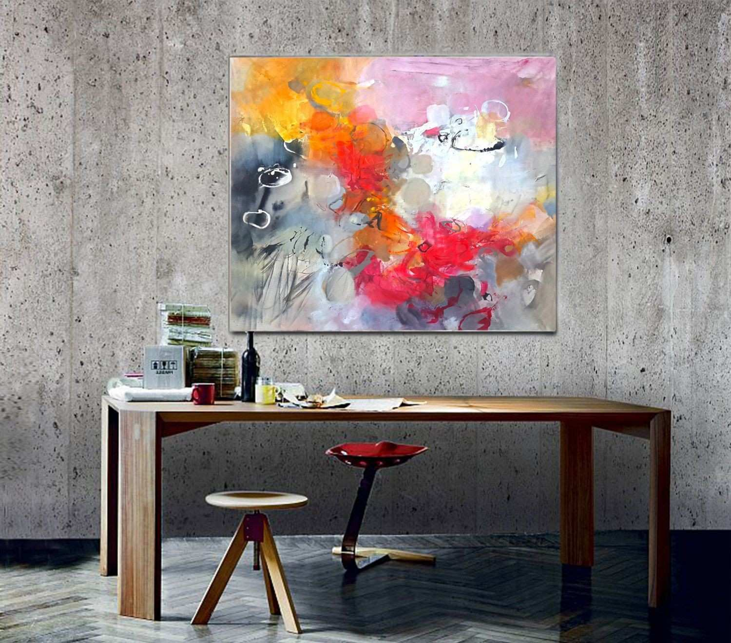 33 Awesome Contemporary Wall Art Decor