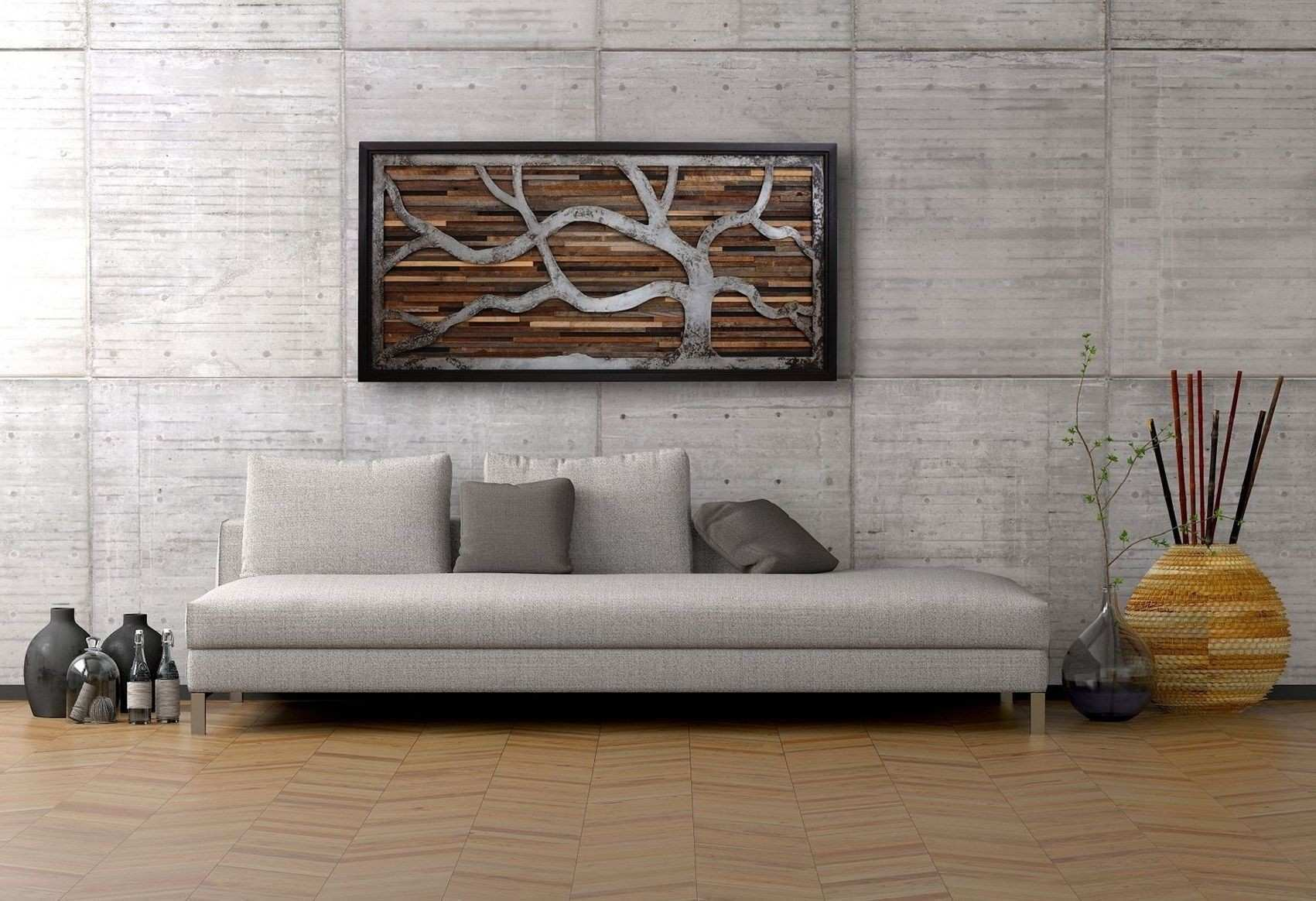 Vintage Wood Wall Decor Luxury the Best Reclaimed Wood Feature Wall