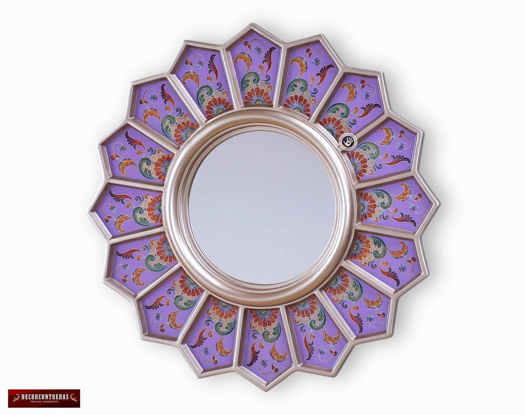Decorative Wall Mirrors Best Hanging Wall Mirror Home