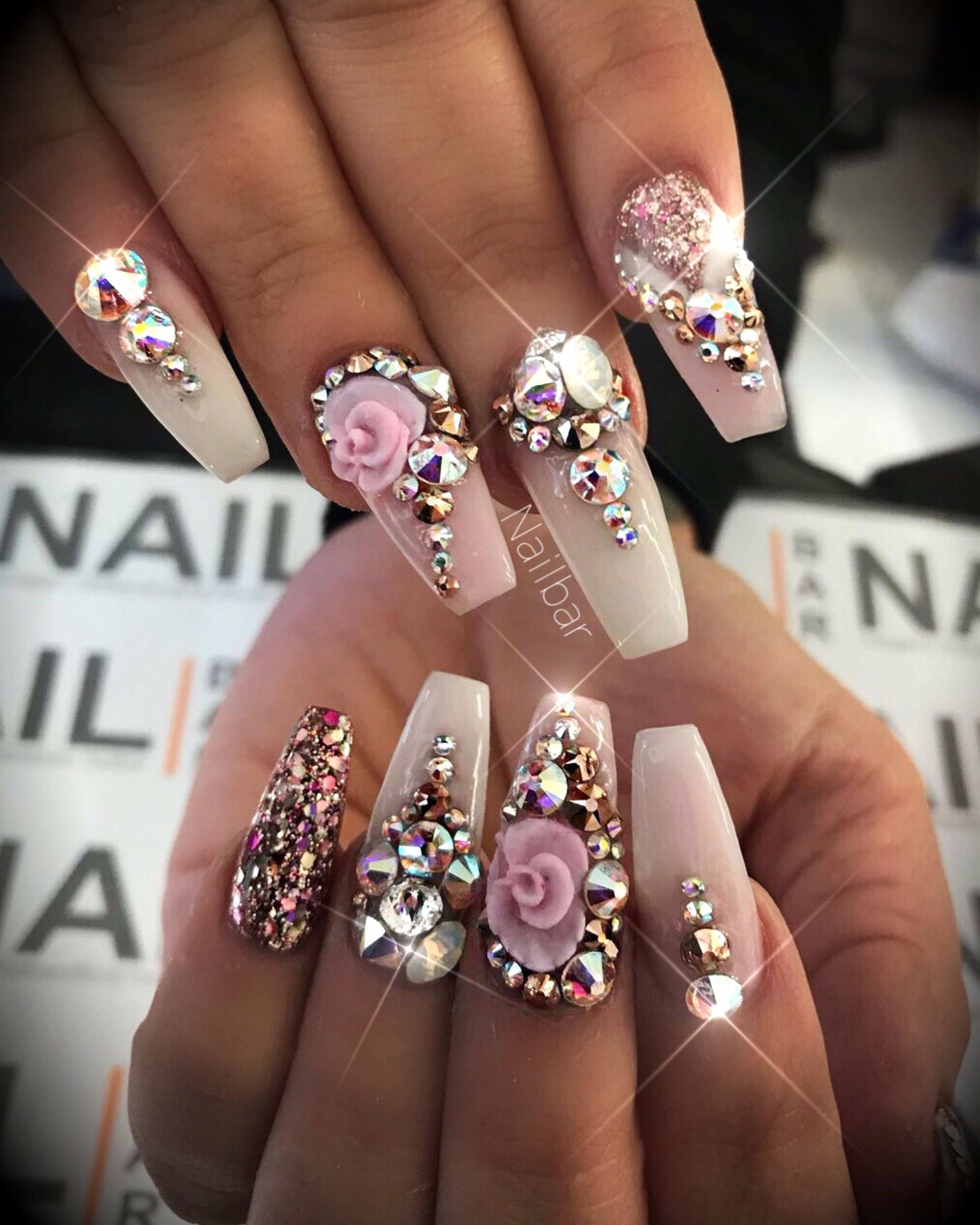By Nails Design Idea Awesome Babyboomer Nagel 0d X8q