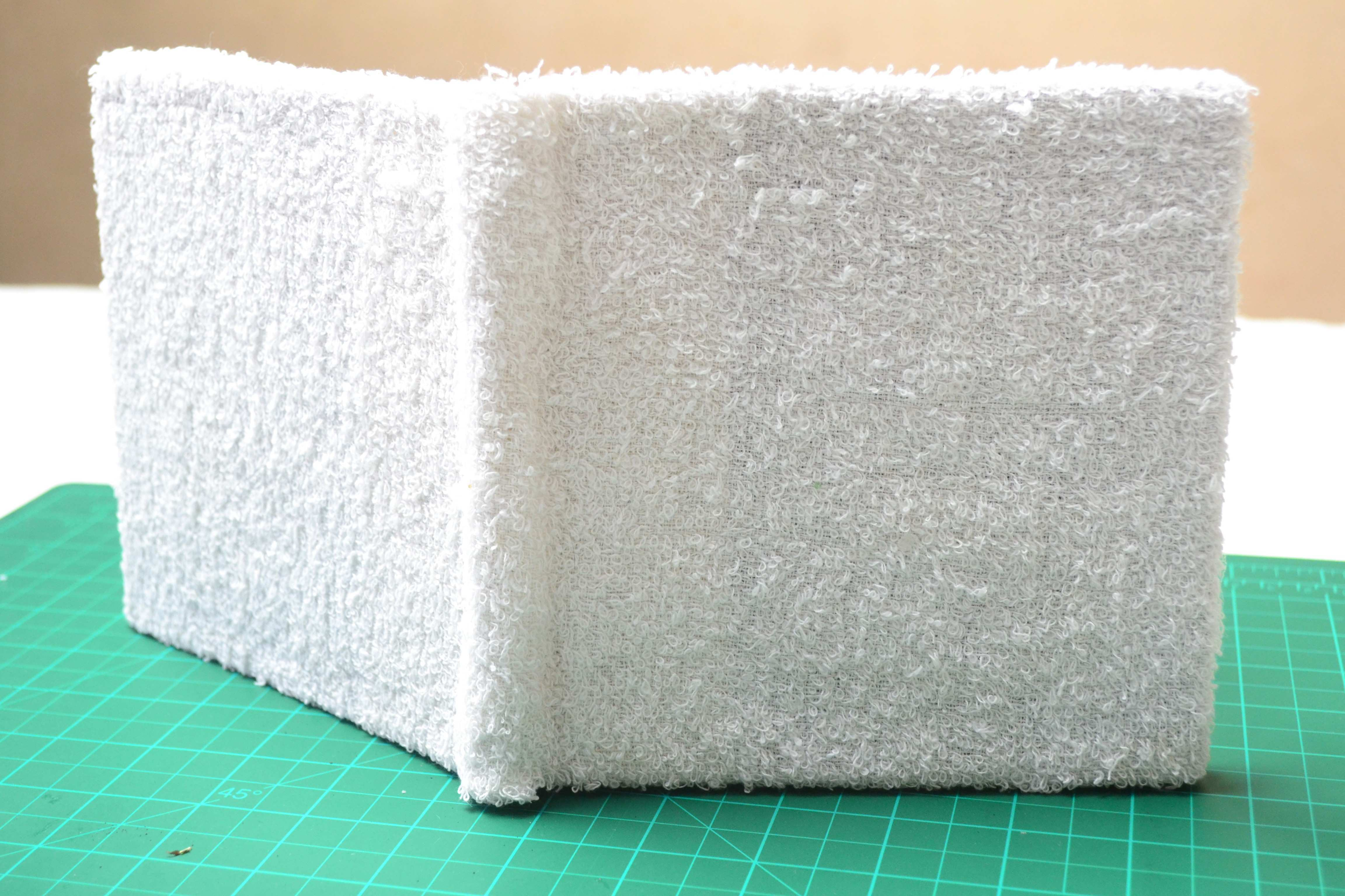 How to Make a Terry Cloth Book Cover with wikiHow