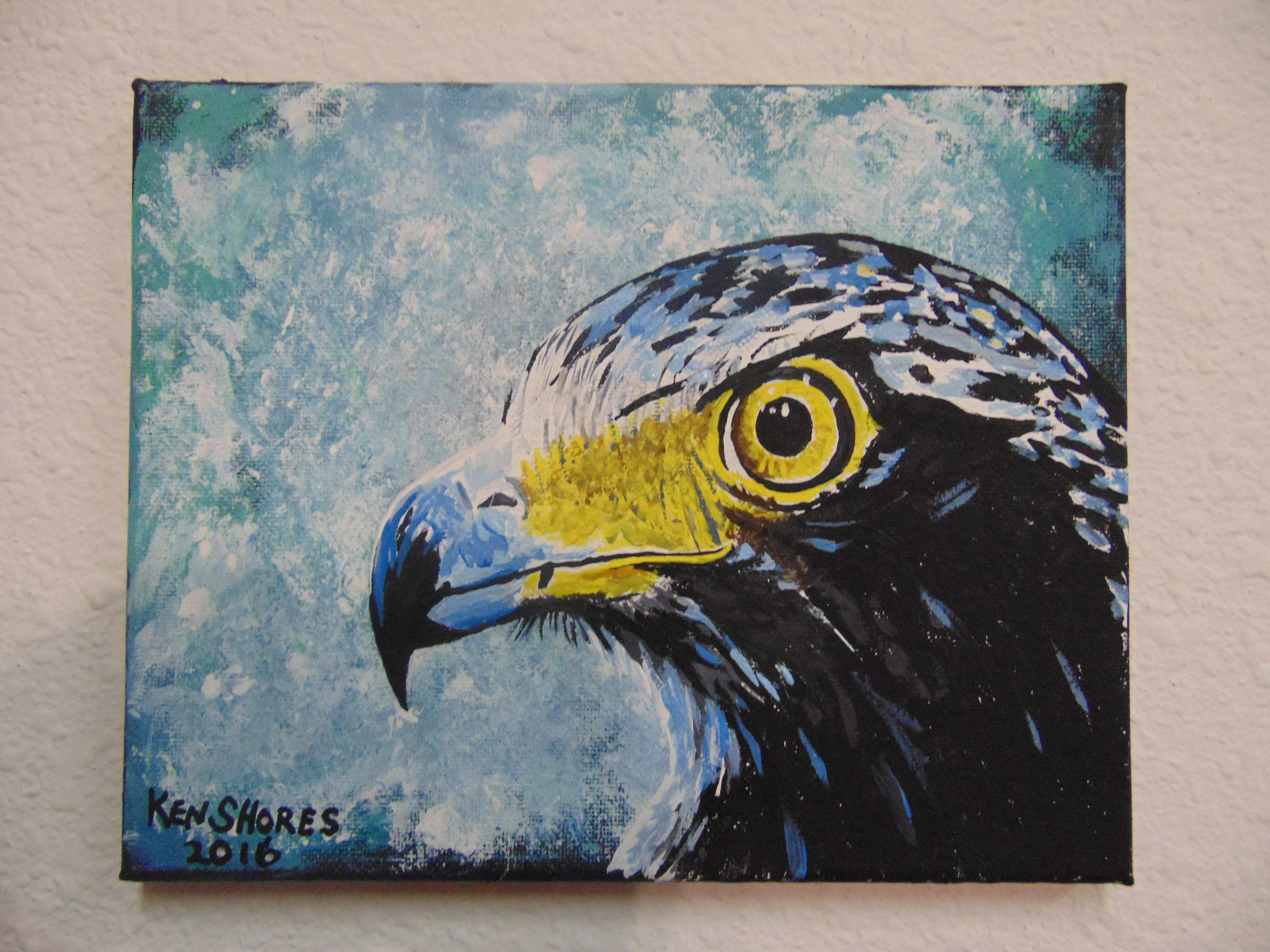 45 Fresh Gallery Eagle Paintings Canvas