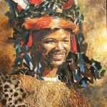 Inspirational African Paintings