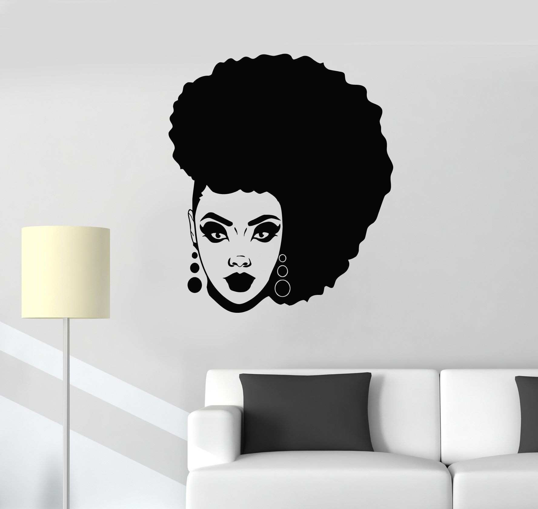 33 Luxury African Wall Stickers
