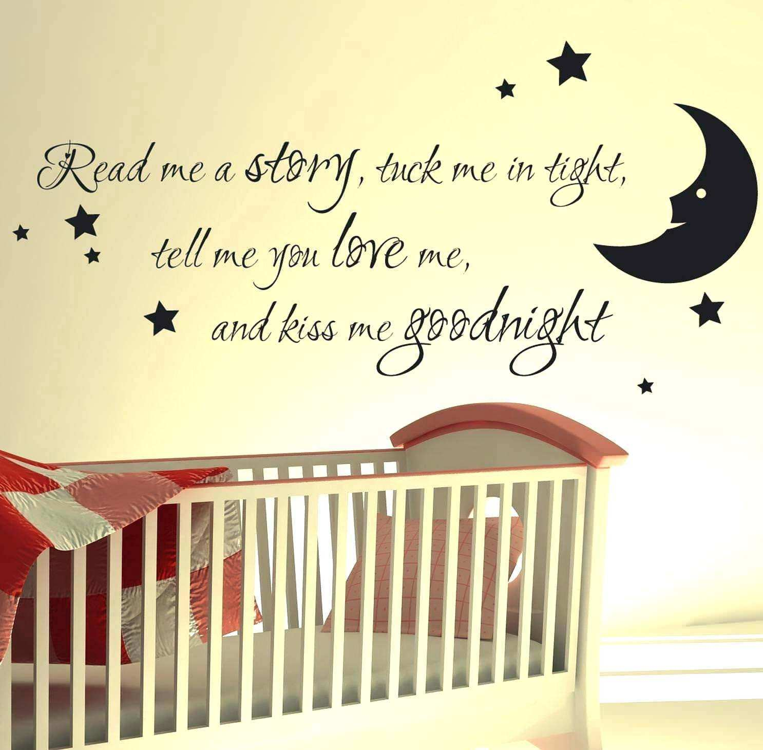 Always Kiss Me Goodnight Canvas Wall Art Awesome Fine Home Wall Art ...