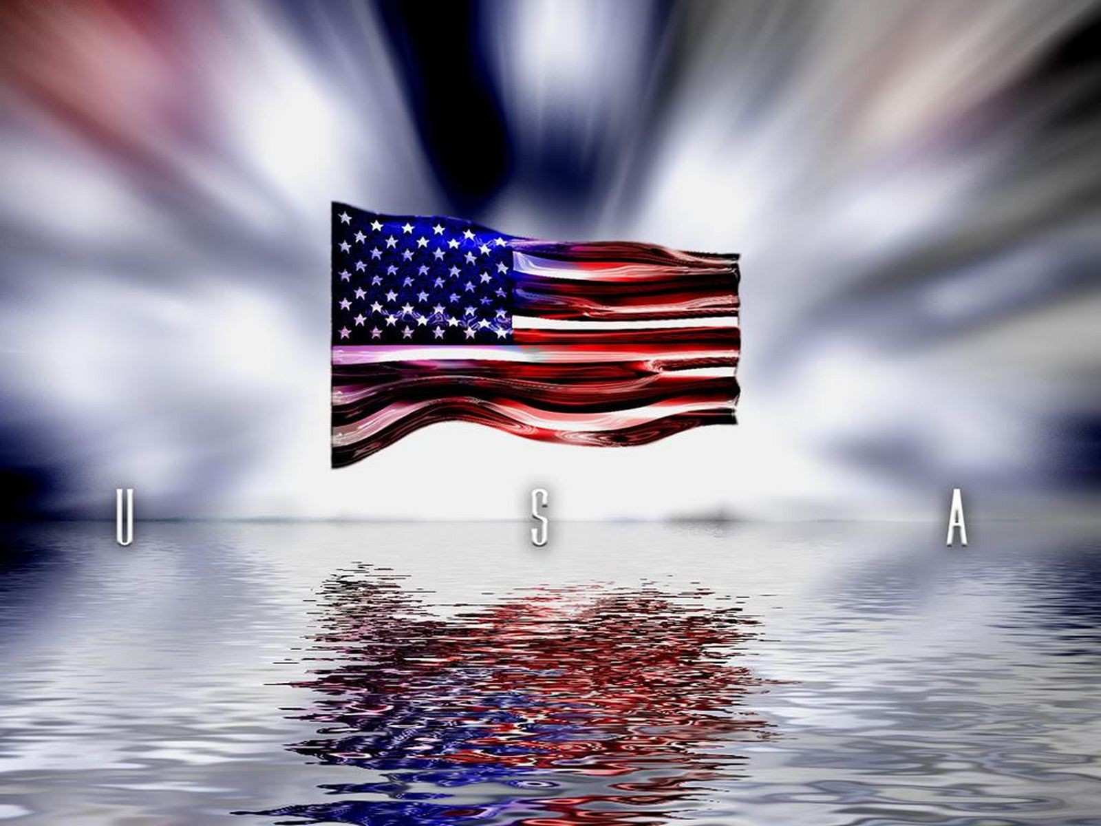 Cool USA Flag Wallpaper WallpaperSafari