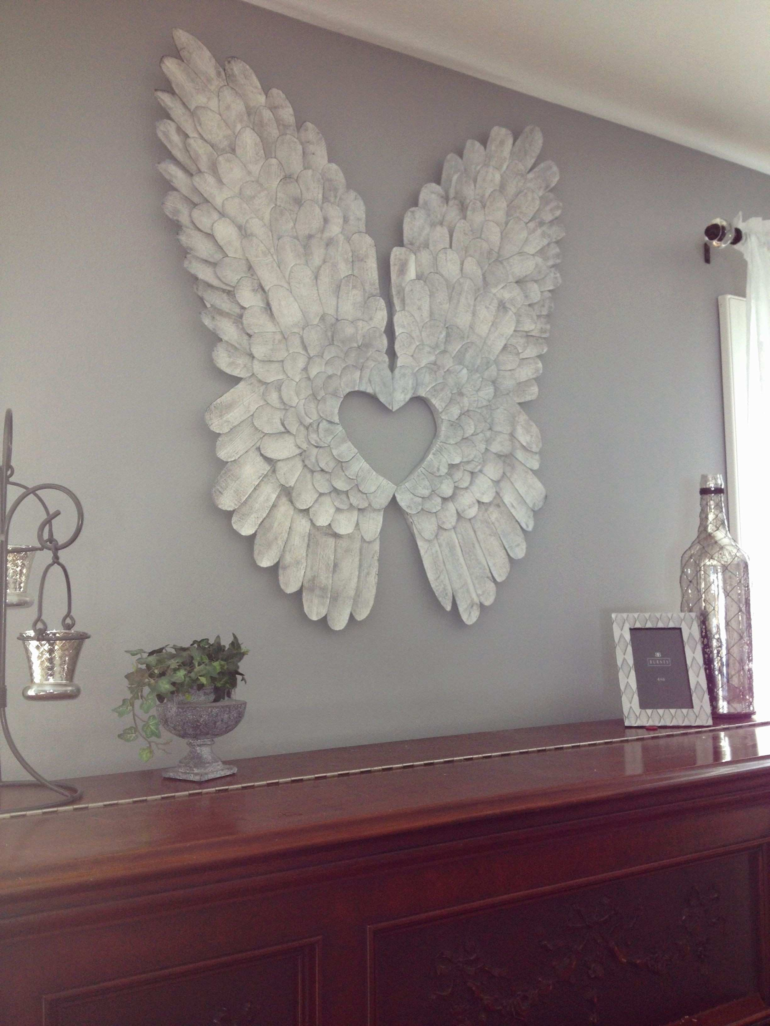 Wall Decoration New Wooden Angel Wings Wall Decor Wooden Angel Best