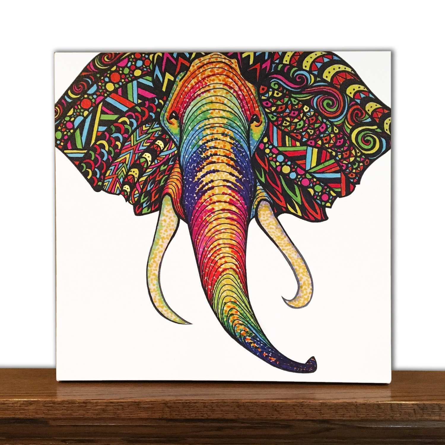Animal Canvas Wall Art Fresh Elephant Wall Art Turbidfo