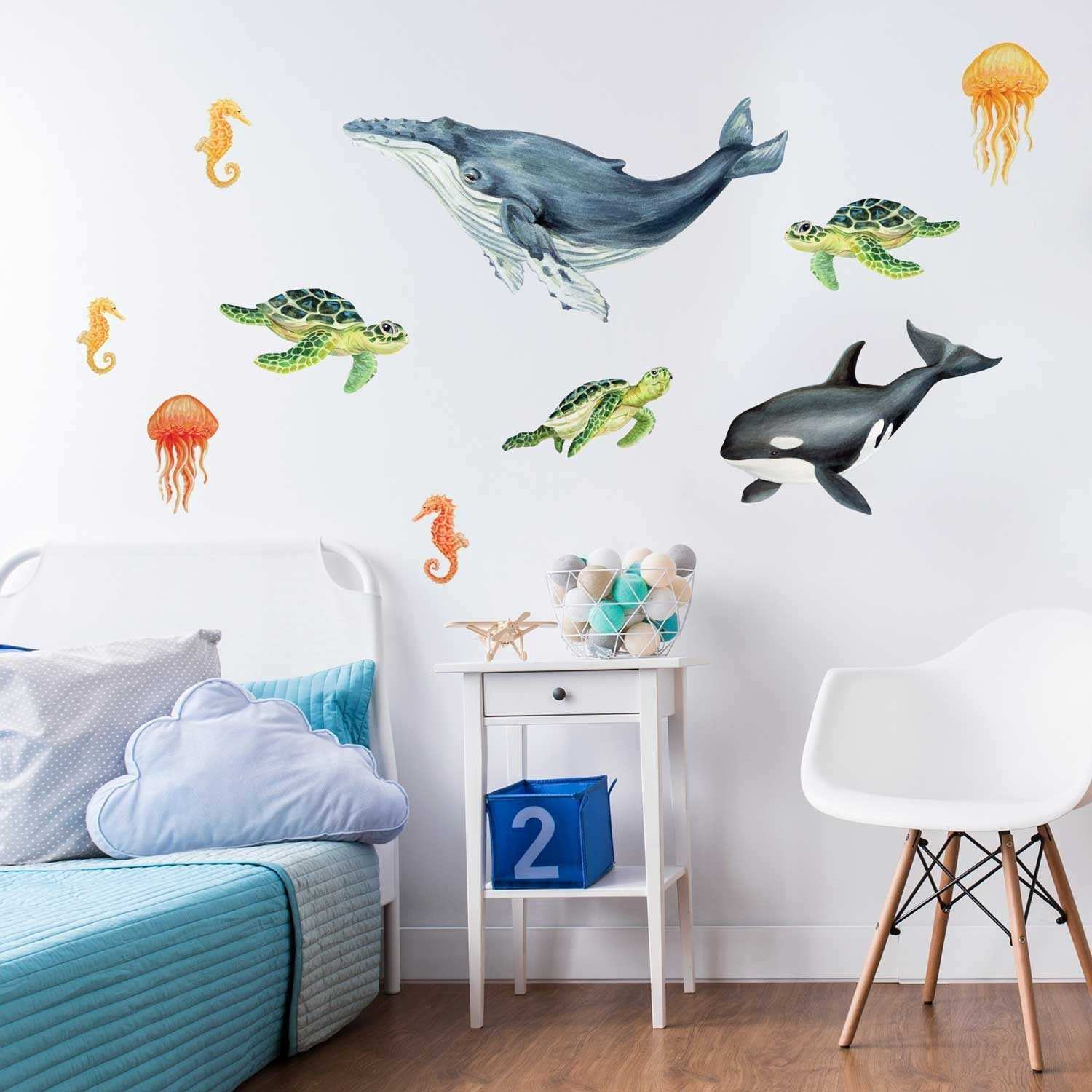 47 New Animal Wall Decals for Nursery