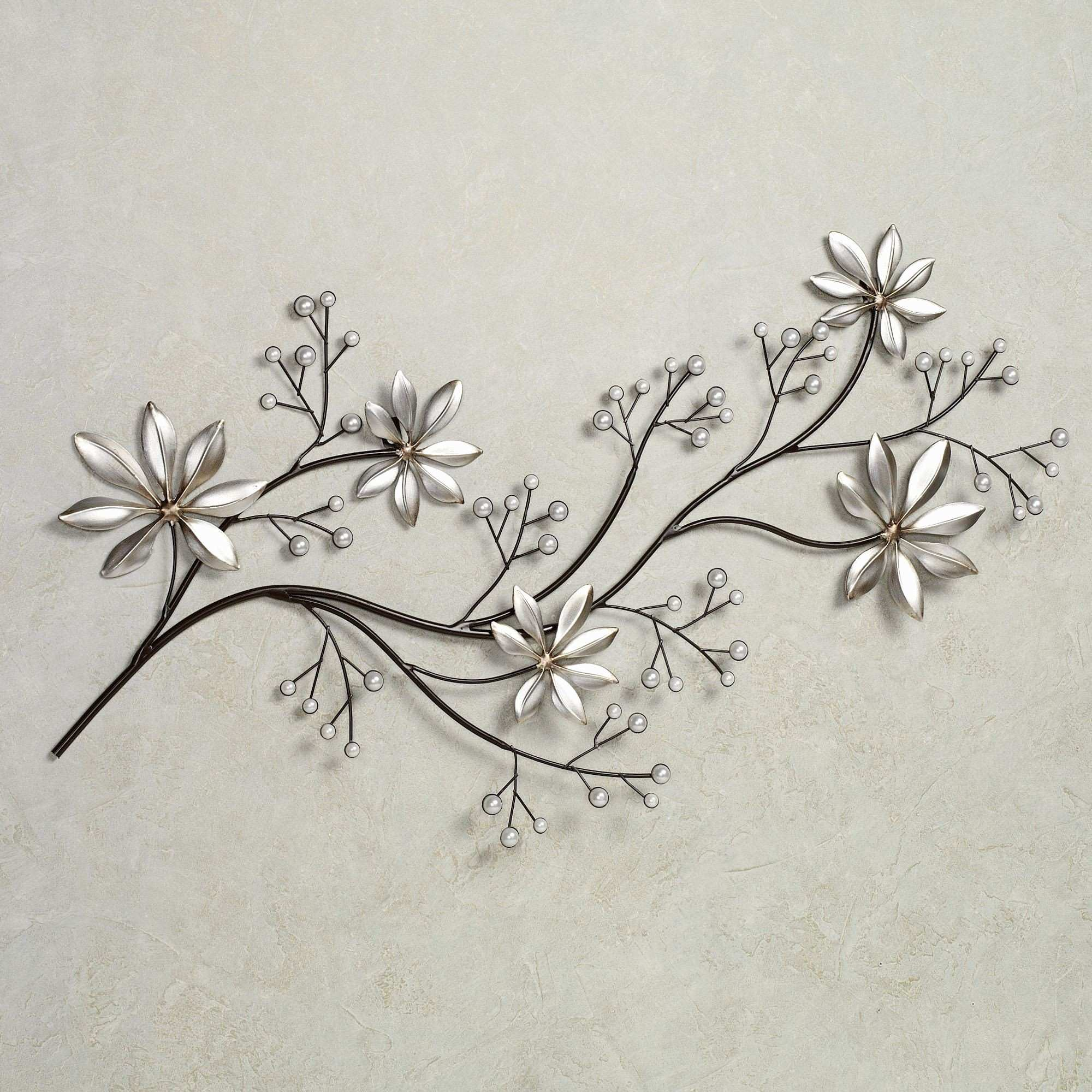 Antique Wall Mirrors Best Of Antique Shabby Chic Metal Leaf Wall