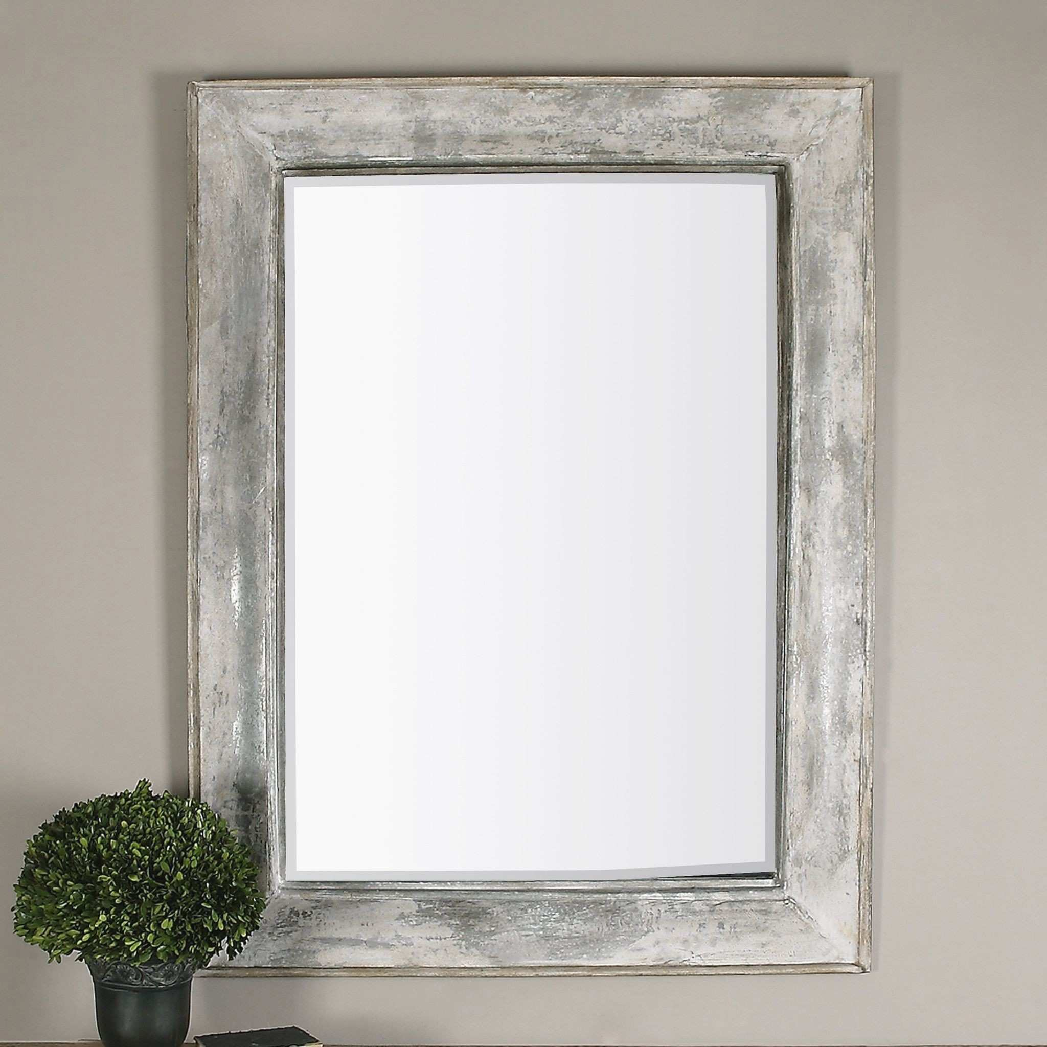 Arch Mirror Elegant Furniture Jcpenney Mirrors Gorgeous Uttermost Morava Rust Aged Gray