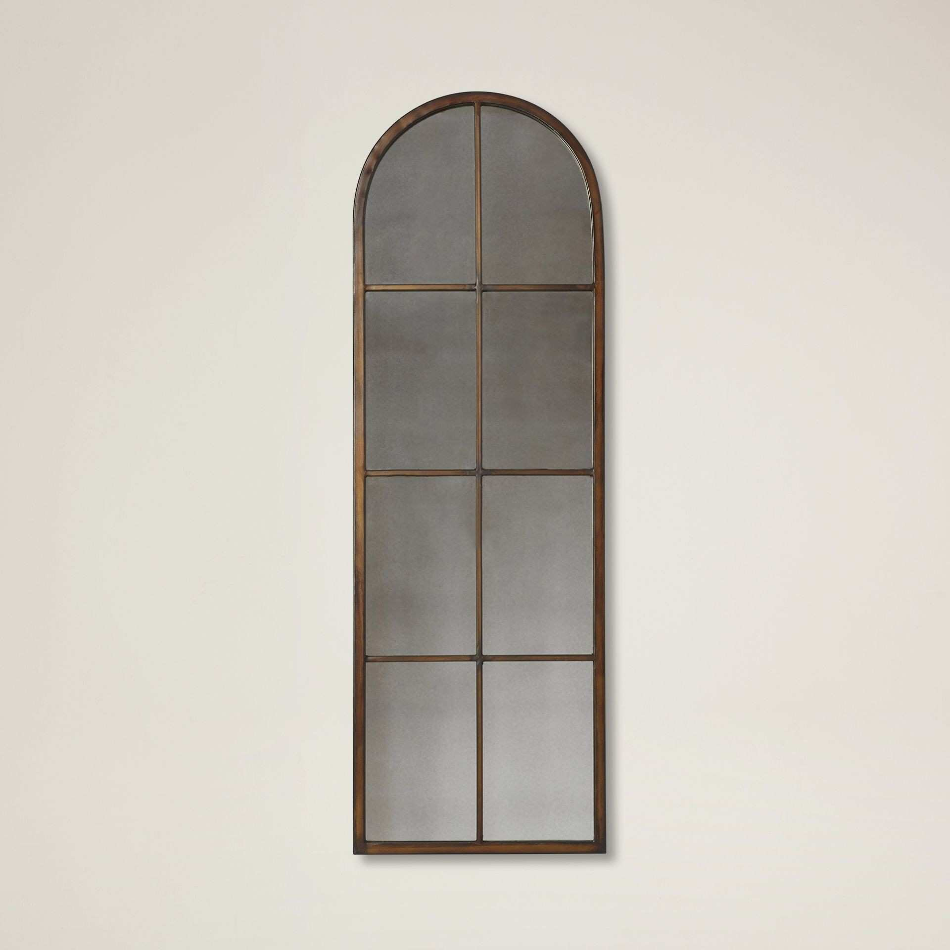 Nerissa Arched Wall Mirror Mirrors Pinterest