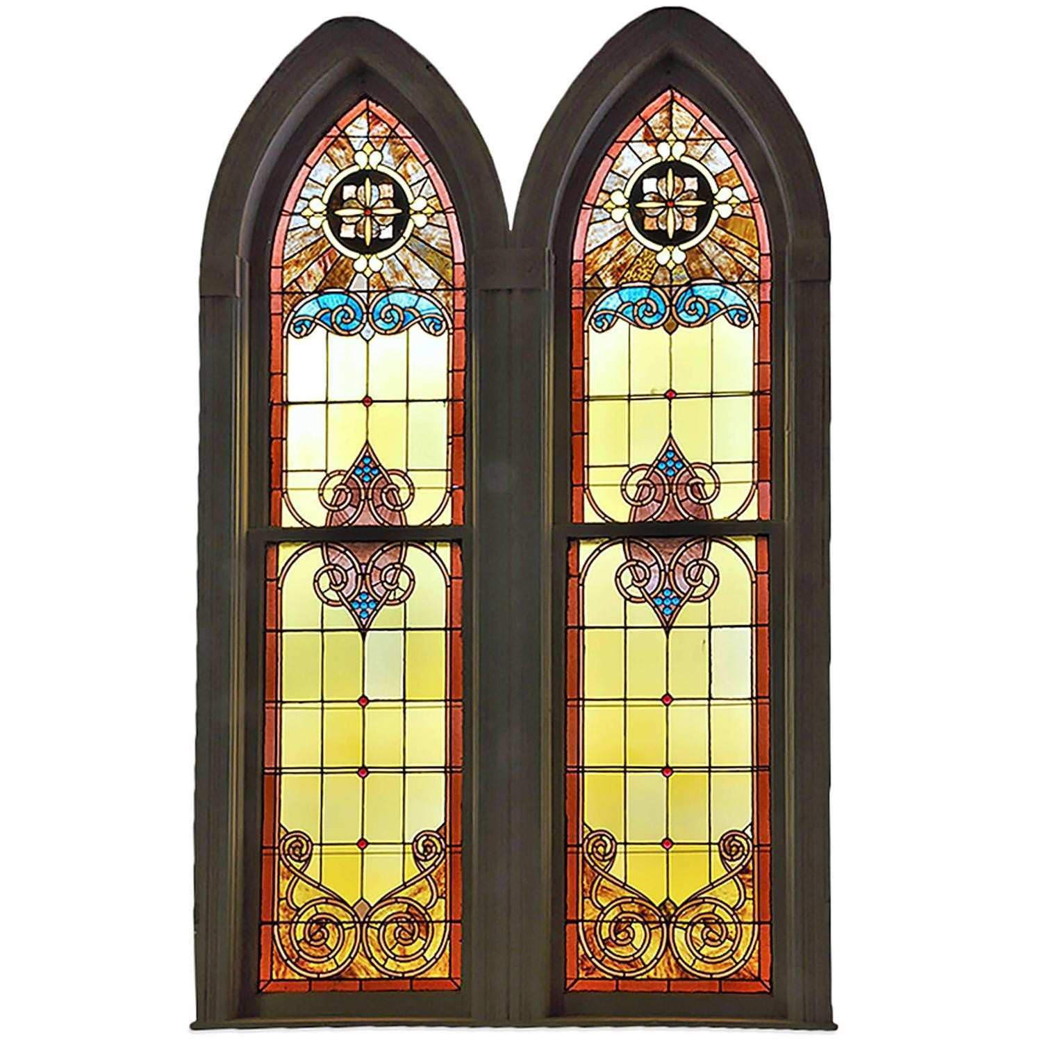 Stained Glass Windows 74 For Sale at 1stdibs