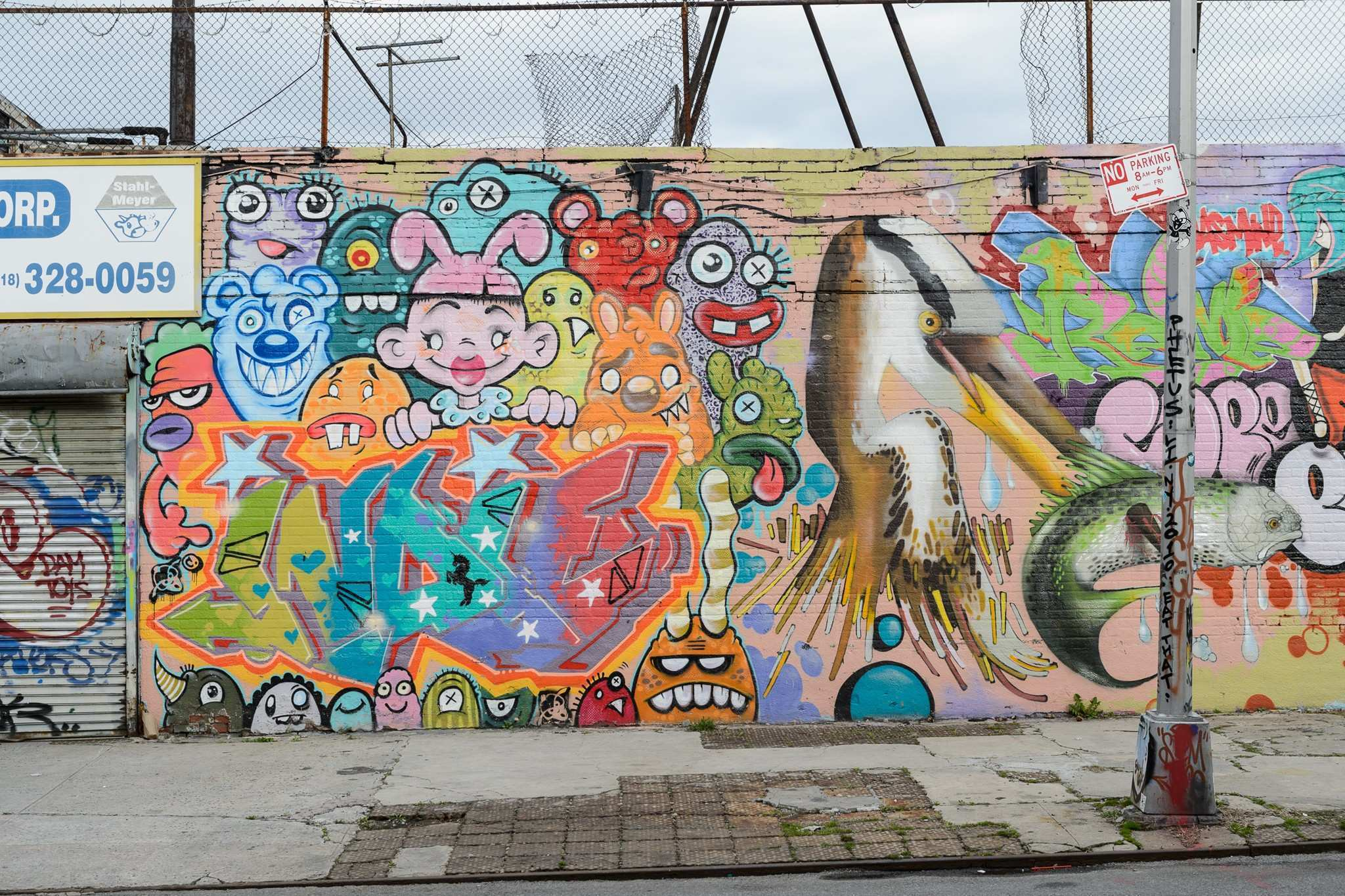 Street art and graffiti in New York Where to go and who to see