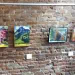 Lovely Art for Large Wall Spaces