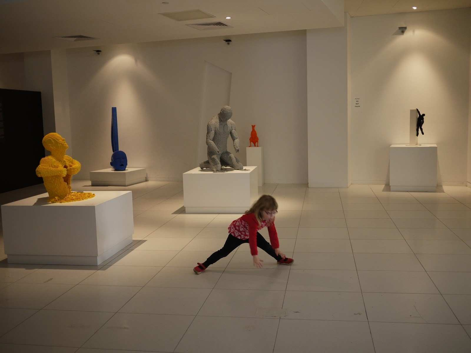Little Hiccups The Art of the Brick