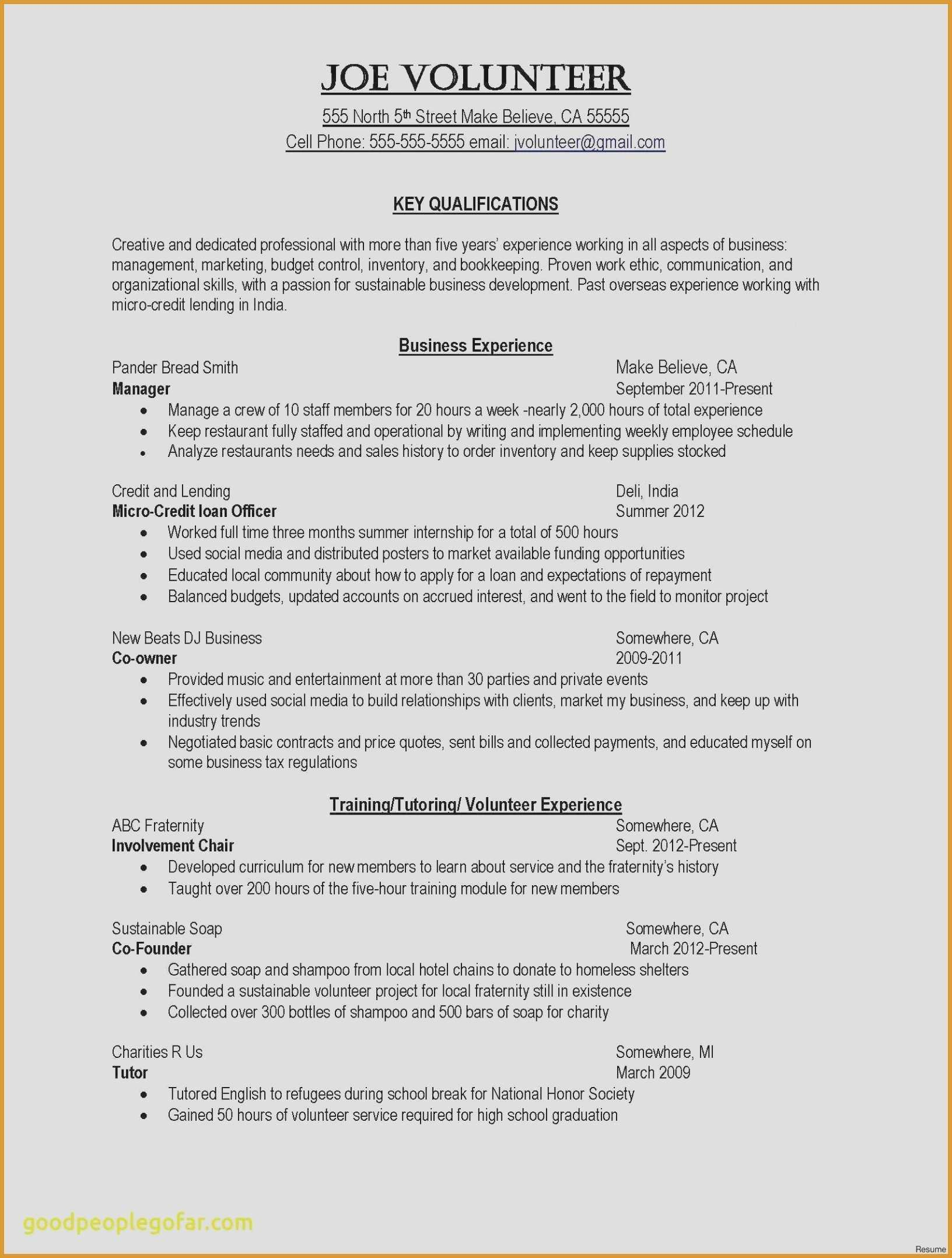 Resume for Art Release From Liability form Template Fresh Sample