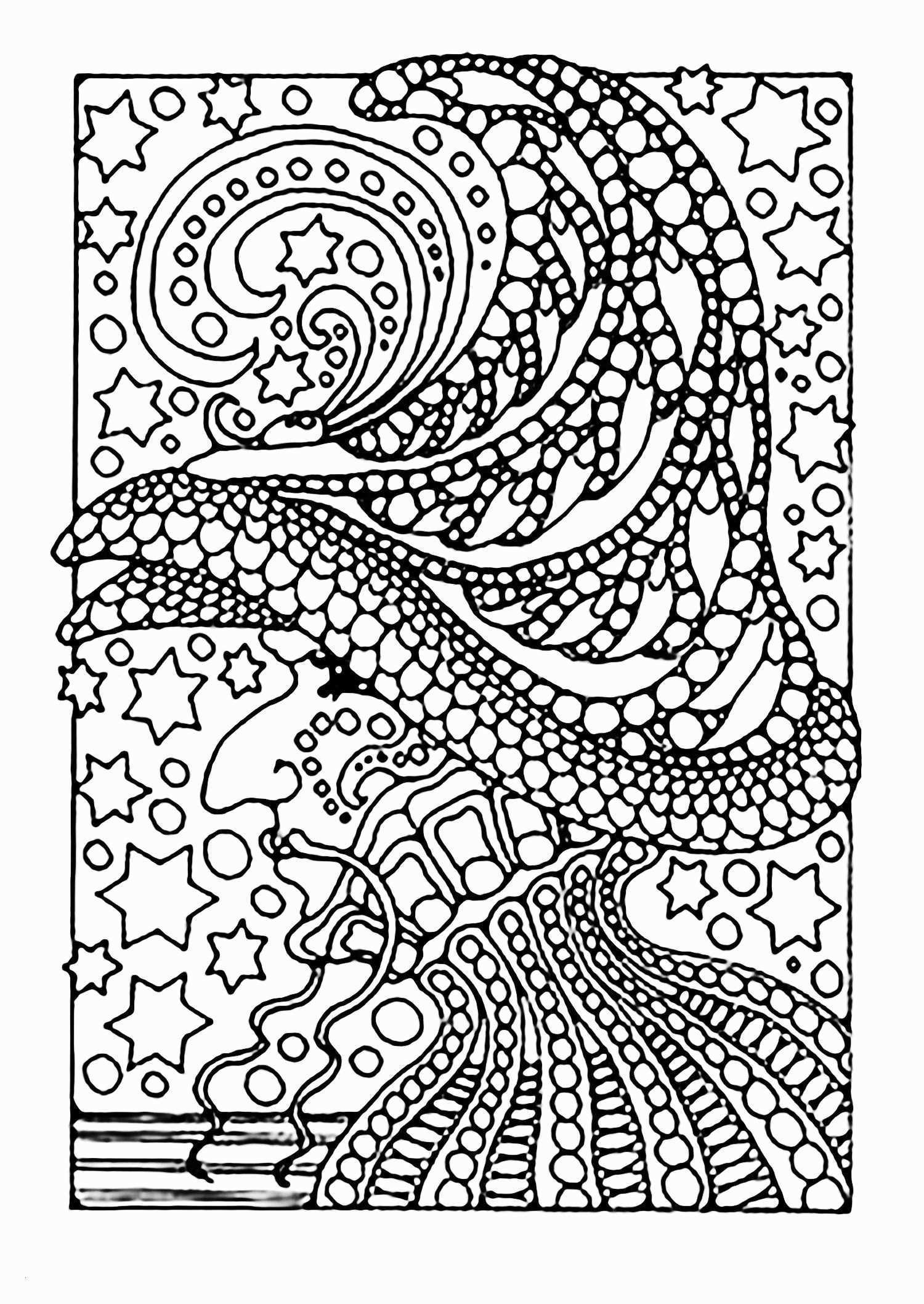 45 Luxury Pics Stuff to Color for Adults