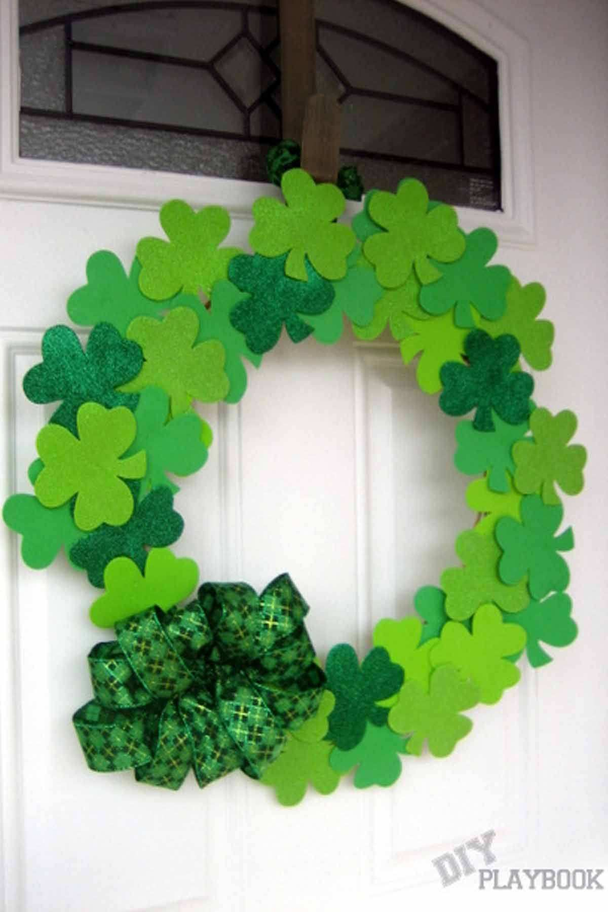 28 St Patrick s Day Crafts for Kids DIY Project Ideas for St